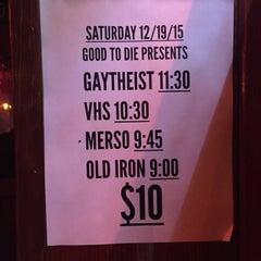 Photo taken at Sunset Tavern by Matt K. on 12/20/2015