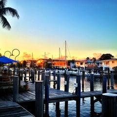 Photo taken at Bimini Boatyard Bar & Grill by Jan F. on 1/12/2013