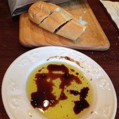 Photo taken at Scarolie's Pasta Emporium by Cristina E. on 10/24/2014