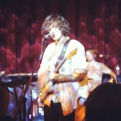 Photo taken at afterHOURS by Mia R. on 9/20/2012
