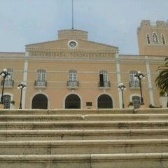 Photo taken at Universidad Autonoma del Estado de Hidalgo by Ignacio G. on 5/8/2013