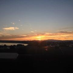Photo taken at Portola Hotel & Spa by Zachary L. on 10/13/2012
