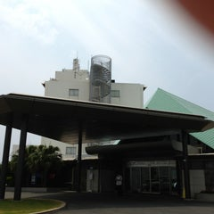 Photo taken at 伊良湖ビューホテル (Irako View Hotel) by Yoko T. on 7/26/2013
