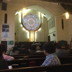 Photo taken at Rosewood United Methodist Church by Edz R. on 2/8/2015