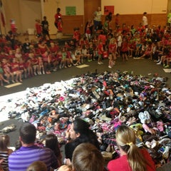 Photo taken at The Lamplighter School by Buddy T. on 9/27/2013