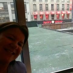 Photo taken at Hampton Inn Manhattan-Madison Square Garden Area by Jennifer J. on 8/23/2015