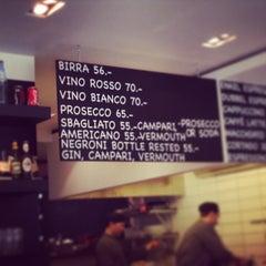 Photo taken at Caffé Nero by Gustav V. on 3/29/2013
