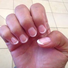 Photo taken at Classic Nails by Sherry A. on 7/8/2015