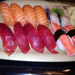 Photo taken at Yuka Japanese Restaurant by Brian O. on 3/14/2013