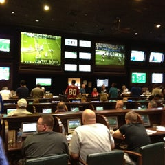 Photo taken at Rio Casino Sports Book by Brian O. on 9/16/2012