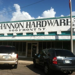 Photo taken at Shannon Hardware by Maurice W. on 12/1/2012