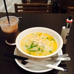 Photo taken at PappaRich by James J. on 8/21/2015