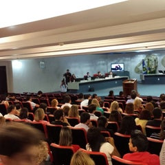 Photo taken at Tribunal Regional do Trabalho da 23ª Região (TRT23) by Gian F. on 2/21/2014