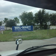 Photo taken at Wal-Mart Distribution Center by Craig S. on 11/24/2013