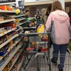 Photo taken at Walmart Supercenter by Yvonne F. on 10/28/2012