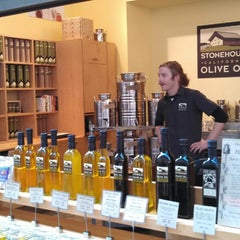 Photo taken at Stonehouse California Olive Oil by Piper C. on 2/24/2013
