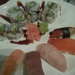 Photo taken at Wasabi's by Kay F. on 11/21/2012