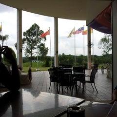 Photo taken at Danau Golf Club by Mohd Shafiz S. on 10/4/2012