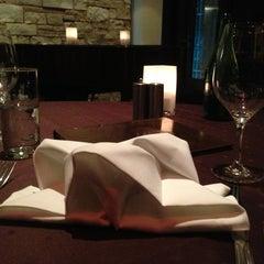 Photo taken at Barona Steakhouse by Liz D. on 1/31/2013