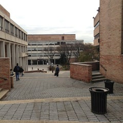 Photo taken at Queensborough Community College by Mike C. on 11/2/2012