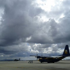 Photo taken at Marine Corps Air Station Miramar by Oliver C. on 10/12/2012