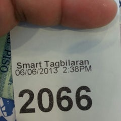 Photo taken at Smart Store - Tagbilaran City by Vincent I. on 6/6/2013