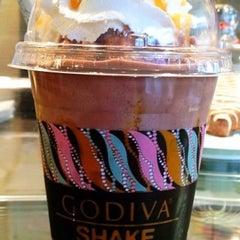 Photo taken at Godiva Chocolatier by Gal nyc on 6/24/2013