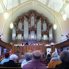 Photo taken at Painesville United Methodist Church by Heidi on 3/23/2014