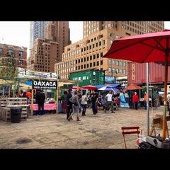 Photo taken at Dekalb Market by Evan U. on 9/30/2012