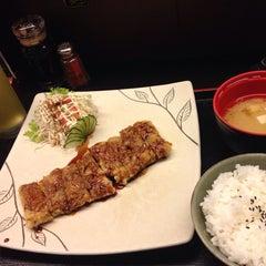 Photo taken at Sushi Nobu by Dian S. on 7/18/2014