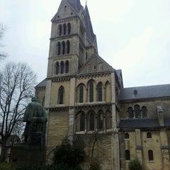 Снимок сделан в Munsterkerk пользователем Bjorn H. 12/1/2012