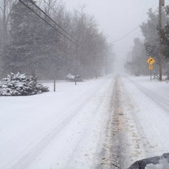 Photo taken at Glassboro, NJ by Kenneth A. on 1/21/2014