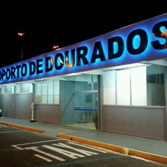 Photo taken at Aeroporto de Dourados (DOU) by Guilherme I. on 10/6/2012