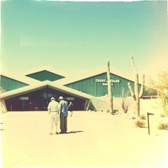 Photo taken at Pima Air & Space Museum by Jen Pollack B. on 4/2/2013