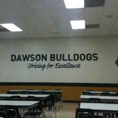 Photo taken at Dawson Independent School District by Aaron H. on 1/25/2013