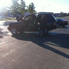 Photo taken at Jax Kar Wash by Donvaughn H. on 9/19/2012