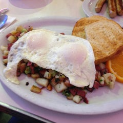 Photo taken at Lori's Diner by Eric D. on 6/14/2013
