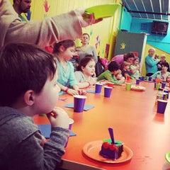 Photo taken at Krazy Kids by Montana W. on 3/2/2014