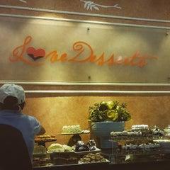 Photo taken at Love Desserts by Reyz K. on 5/30/2015