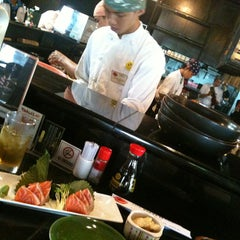 Photo taken at The Sushi Bar 1 by Donald N. on 7/13/2013