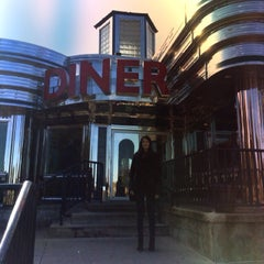 Photo taken at Palace Diner by Sarah K. on 10/19/2013