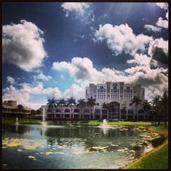 Photo taken at Florida International University by Thiago F. on 2/23/2013