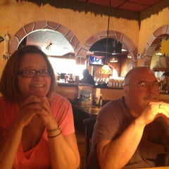 Photo taken at Los Gallos Authentic Mexican Restaurant and Sports Cantina by TTQC on 9/2/2013