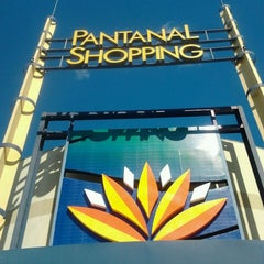 Photo taken at Pantanal Shopping by Cassio M. on 6/9/2013