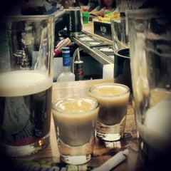 Photo taken at Crossroads Irish Pub by Neil on 3/17/2013