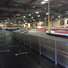 Photo taken at K1 Speed Irvine by Eric R. on 10/1/2015