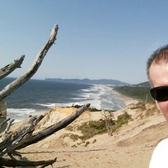 Photo taken at Cape Lookout State Park by David H. on 8/17/2014