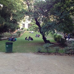 Photo taken at Sciences Po by Marie B. on 9/17/2012