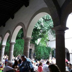 Photo taken at La Casa histórica de Tlaquepaque by Esteban Z. on 6/29/2015