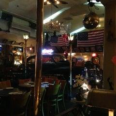 Photo taken at MacArthur Garage by Hideyuki I. on 12/30/2012